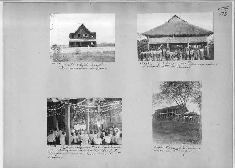 Mission Photograph Album - Burma #1 page 0173