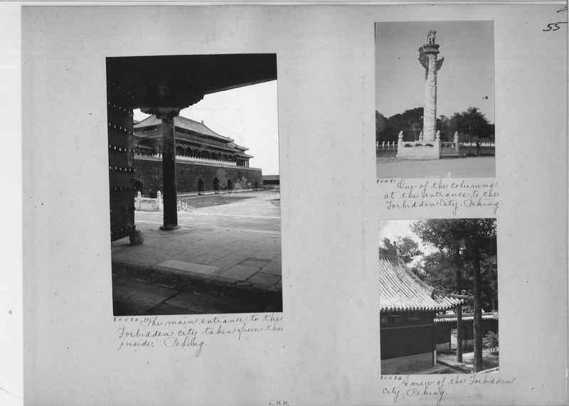 Mission Photograph Album - China #12 page 0055