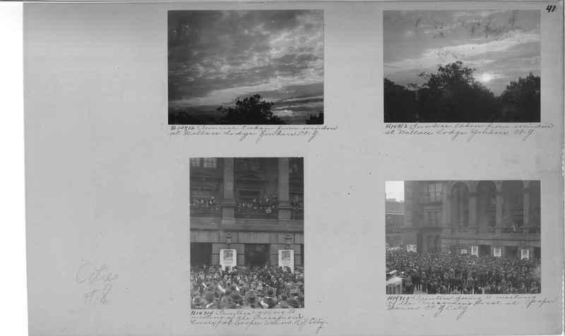 Mission Photograph Album - Cities #8 page 0041