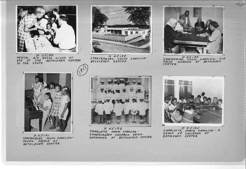 Mission Photograph Album - Negro #7 page 0055