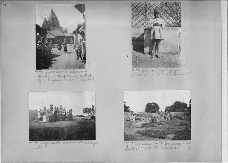 Mission Photograph Album - India #03 page_0068