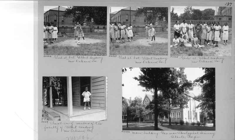Mission Photograph Album - Negro #6 page 0137