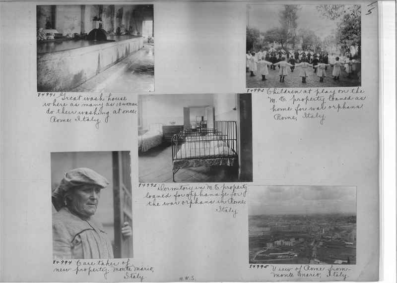 Mission Photograph Album - Europe #08 Page_0005