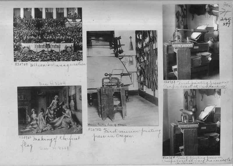 Mission Photograph Album - Miscellaneous #02 Page 0297