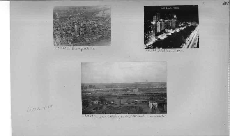 Mission Photograph Album - Cities #14 page 0131
