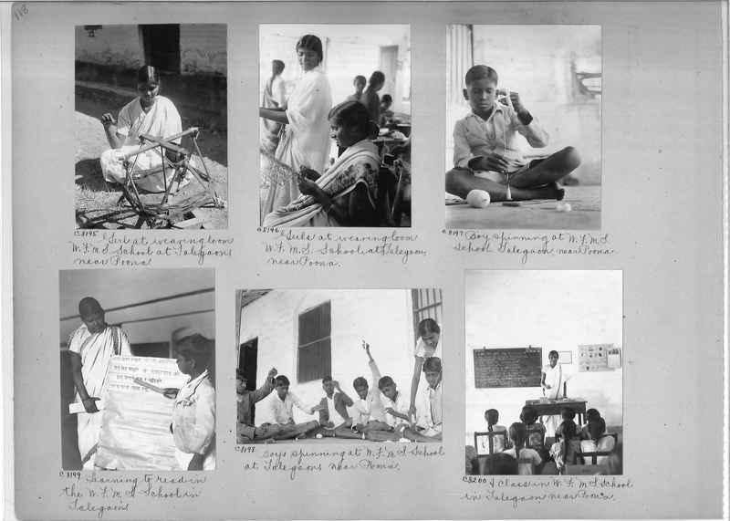 Mission Photograph Album - India #13 Page 0118