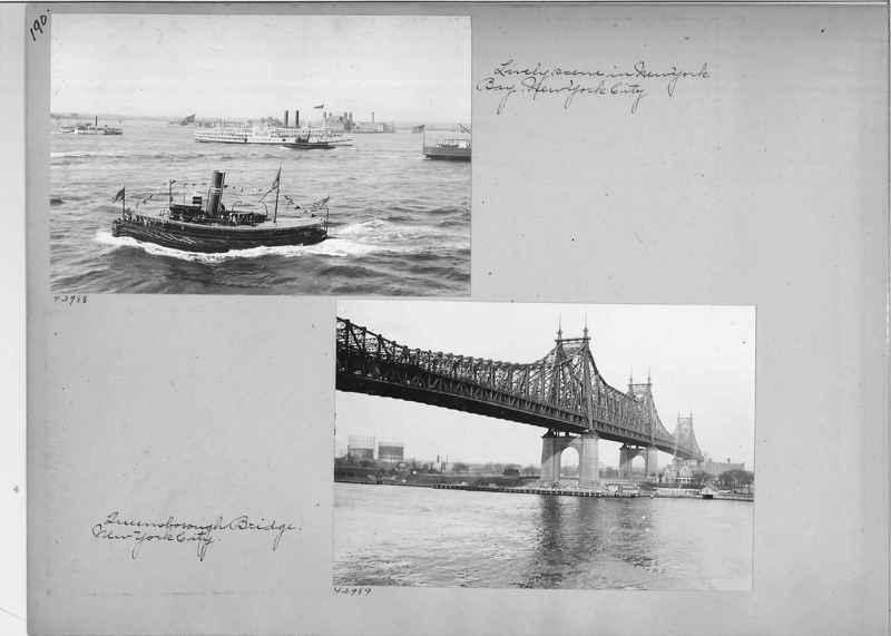 Mission Photograph Album - America #3 page 0190