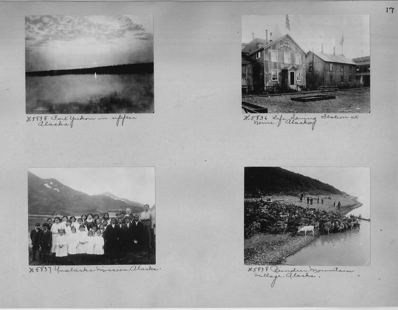 Mission Photograph Album - Alaska #1 page 0017