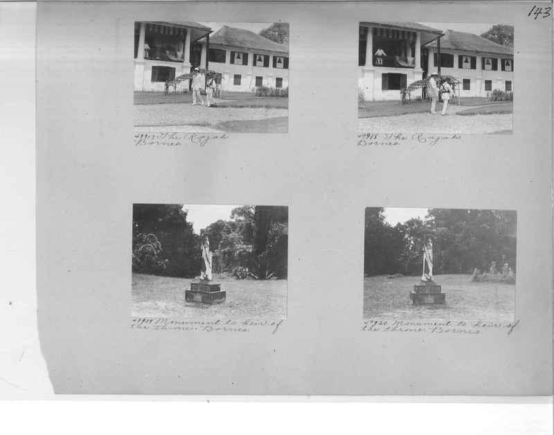 Mission Photograph Album - Malaysia #5 page 0143