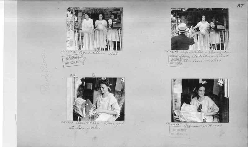 Mission Photograph Album - Puerto Rico #2 page 0197