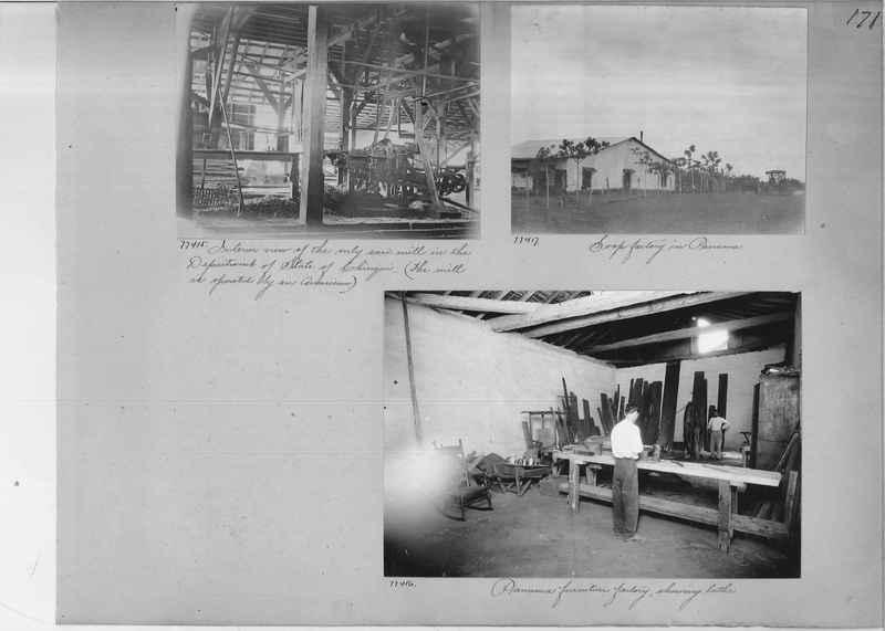 Mission Photograph Album - Panama #03 page 0171
