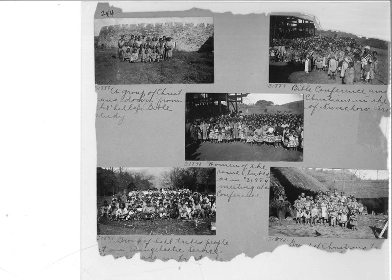 Mission Photograph Album - China #7 page 0244