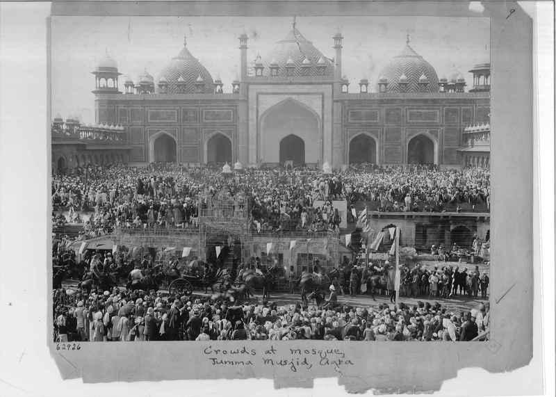 Mission Photograph Album - India - O.P. #01 Page 0009