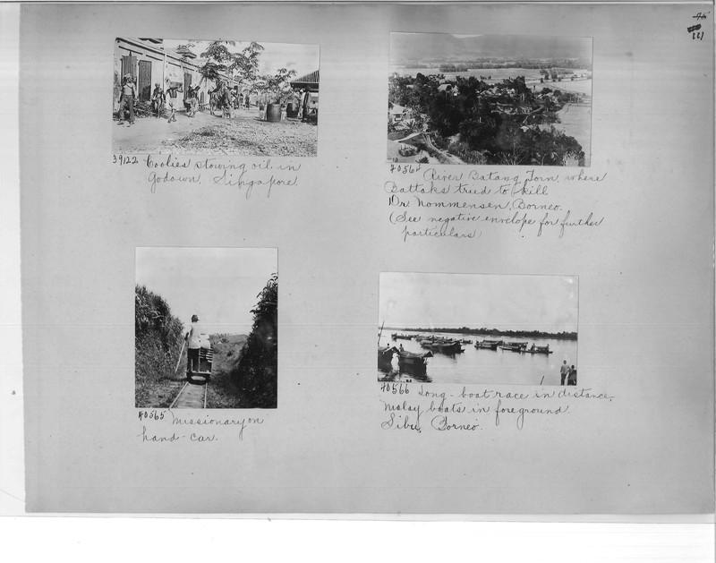 Mission Photograph Album - Malaysia #2 page 0111