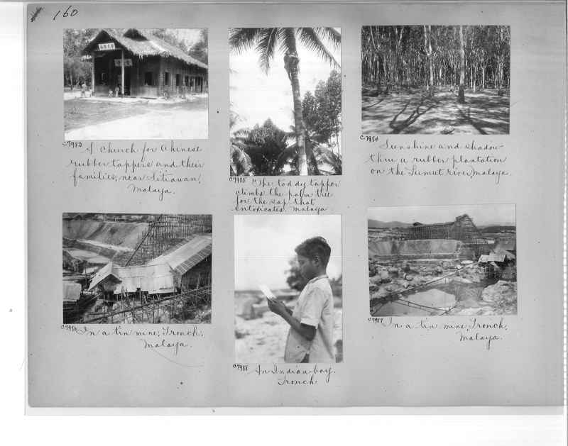 Mission Photograph Album - Malaysia #7 page 0160
