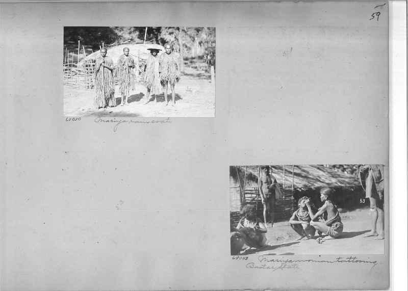 Mission Photograph Album - India #08 Page 0059