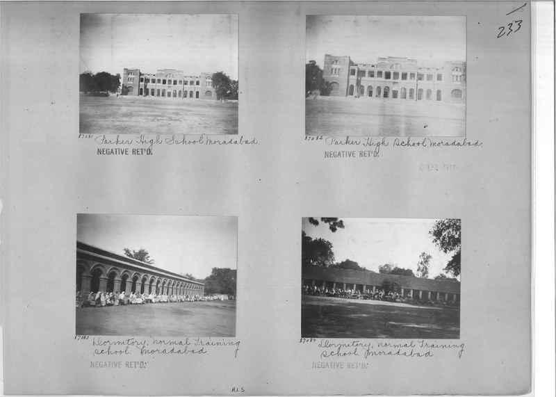 Mission Photograph Album - India #09 Page 0233
