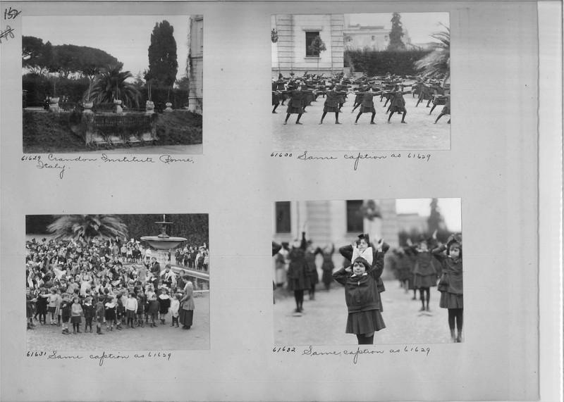 Mission Photograph Album - Europe #04 Page 0152