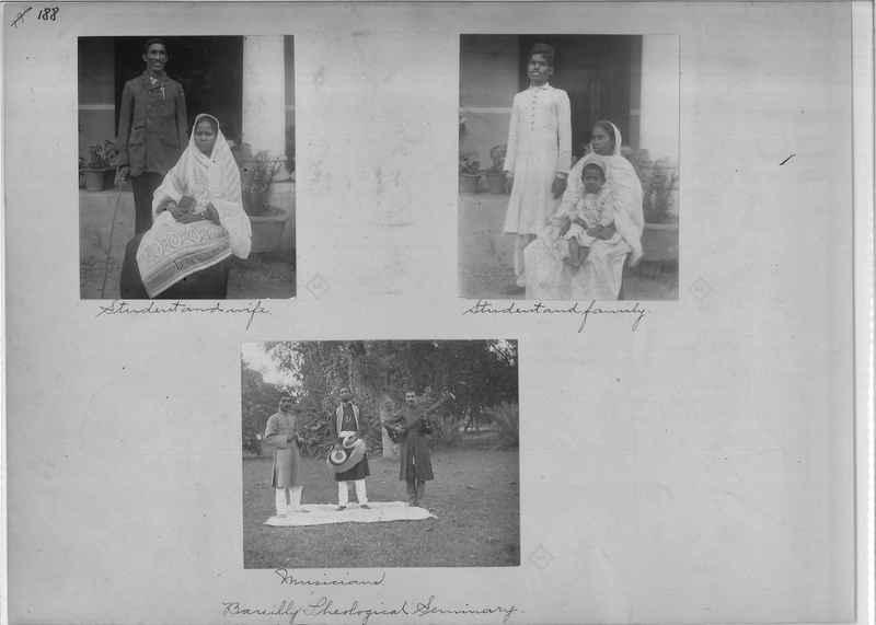 Mission Photograph Album - India - O.P. #01 Page 0188