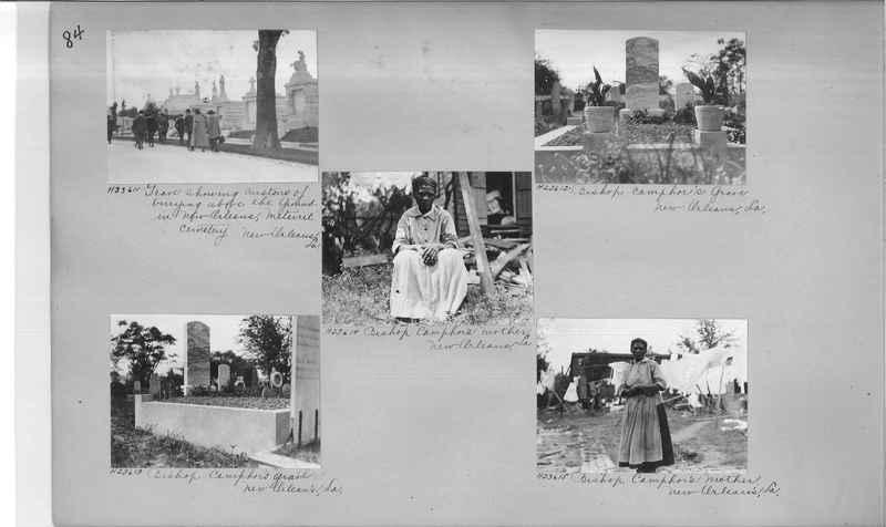 Mission Photograph Album - Negro #3 page 0084