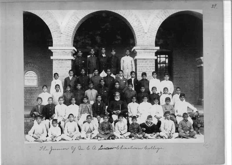 Mission Photograph Album - India - O.P. #01 Page 0029