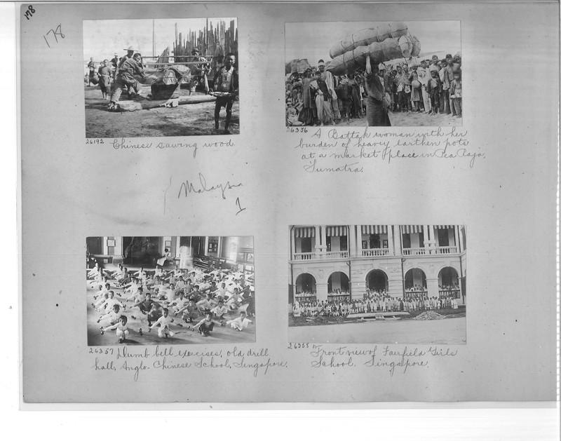 Mission Photograph Album - Malaysia #1 page 0178