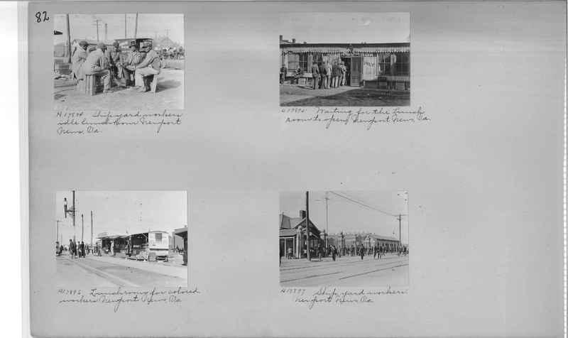 Mission Photograph Album - Negro #2 page 0082