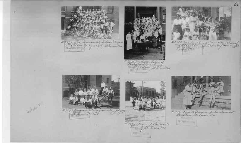 Mission Photograph Album - Cities #4 page 0061
