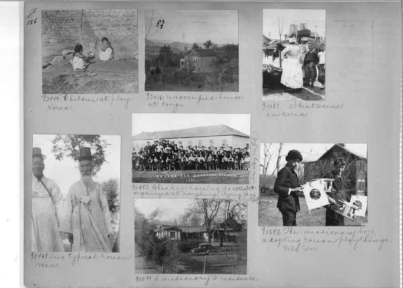 Mission Photograph Album - Korea #5 page 0156