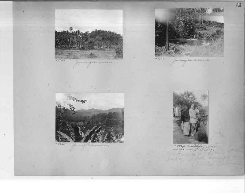 Mission Photograph Album - Malaysia #5 page 0013