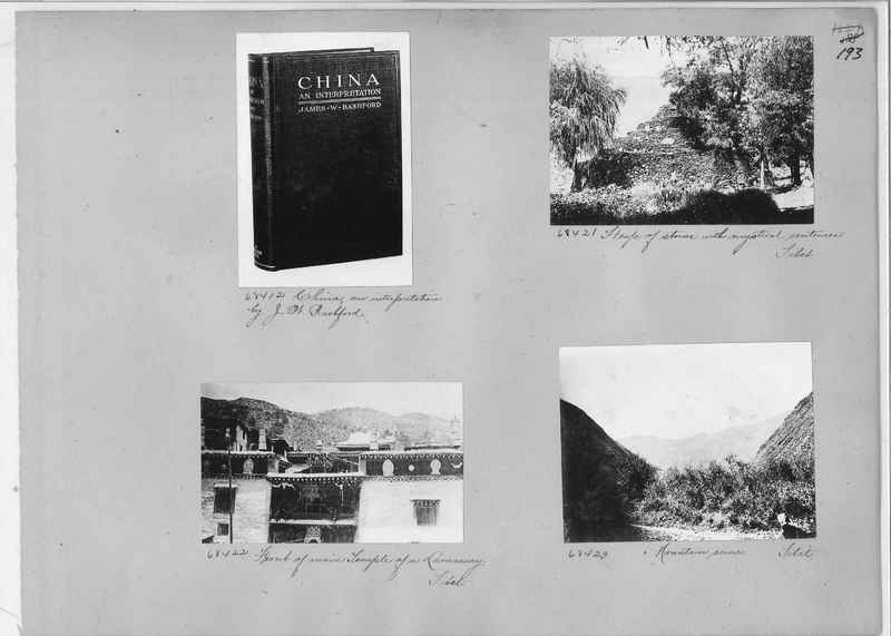Mission Photograph Album - China #9 page 0193