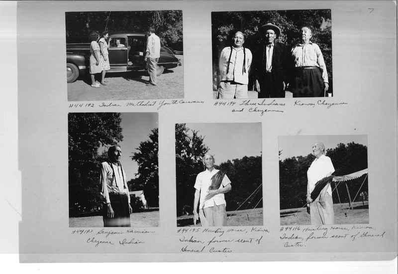 Mission Photograph Albums - Indians #3 Page_0007