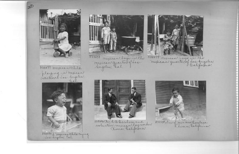 Mission Photograph Album - Latin America #2 page 0020