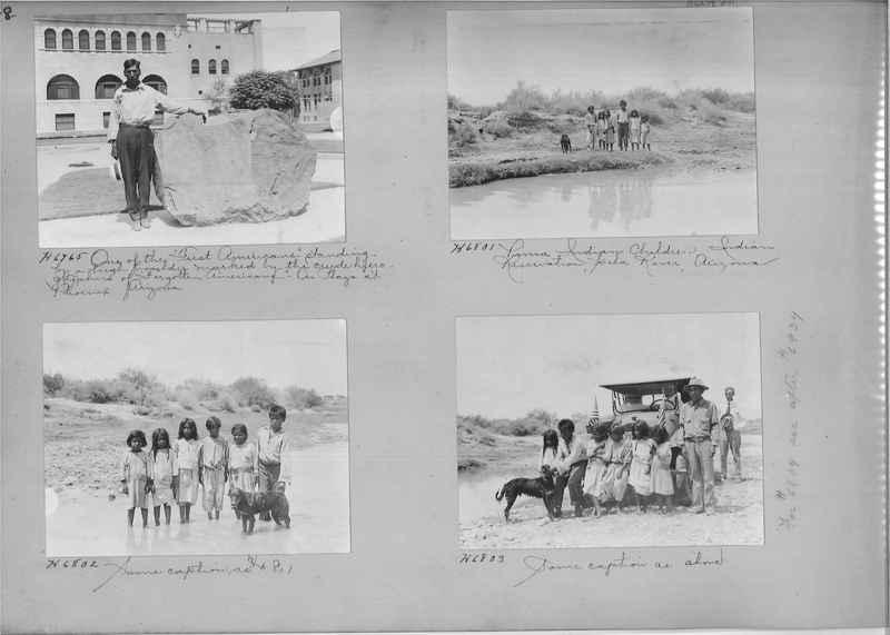 Mission Photograph Albums - Indians #1 page 0148