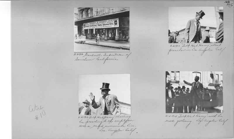 Mission Photograph Album - Cities #10 page 0103
