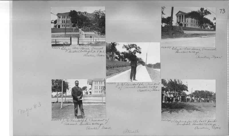 Mission Photograph Album - Negro #3 page 0073