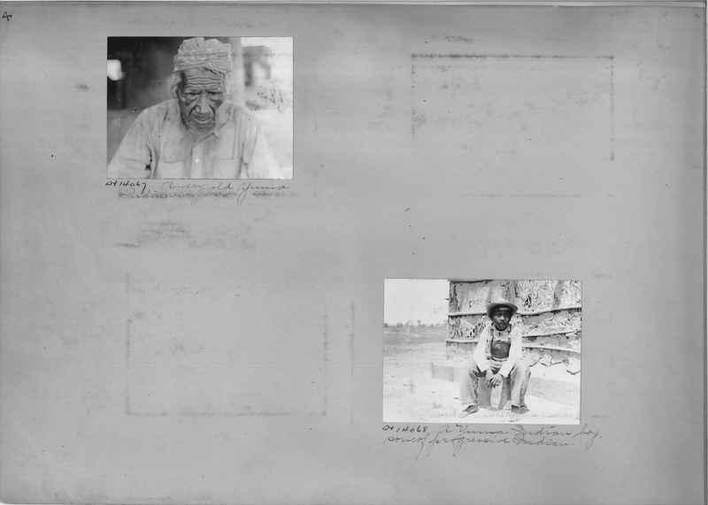 Mission Photograph Album - Indians #2 page_0004