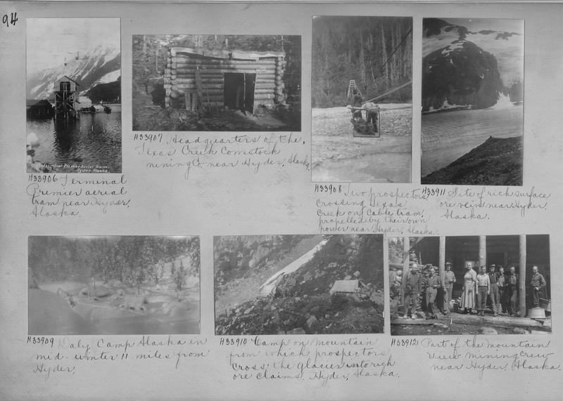 Mission Photograph Album - Alaska #1 page 0094