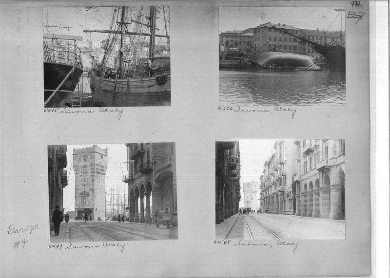 Mission Photograph Album - Europe #04 Page 0131