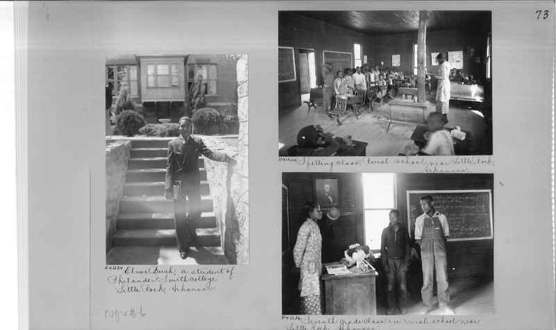 Mission Photograph Album - Negro #6 page 0073