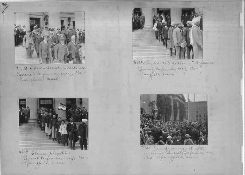 Mission Photograph Album - Miscellaneous #02 Page 0174