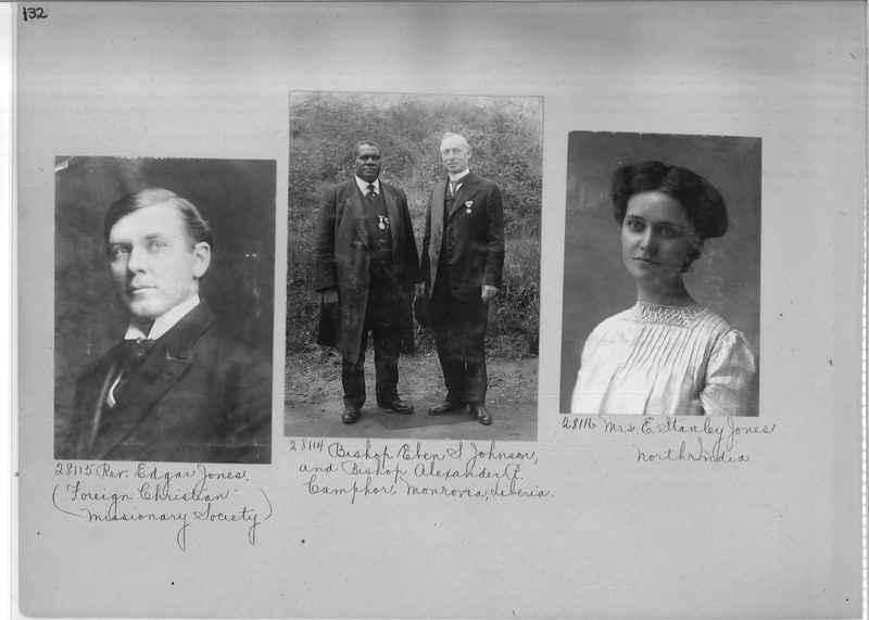 Mission Photograph Album - Portraits #1 page 0132