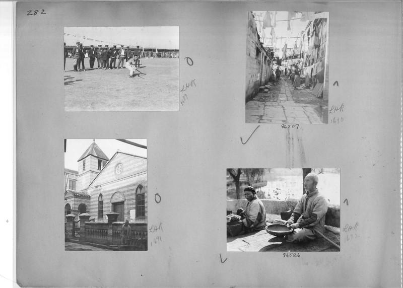 Mission Photograph Album - China #19 page 0282