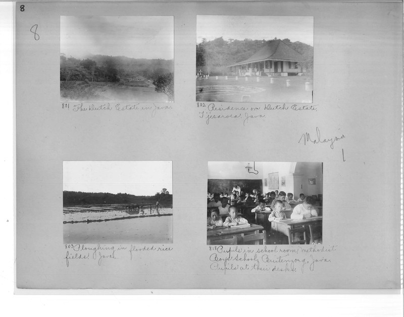 Mission Photograph Album - Malaysia #1 page 0008