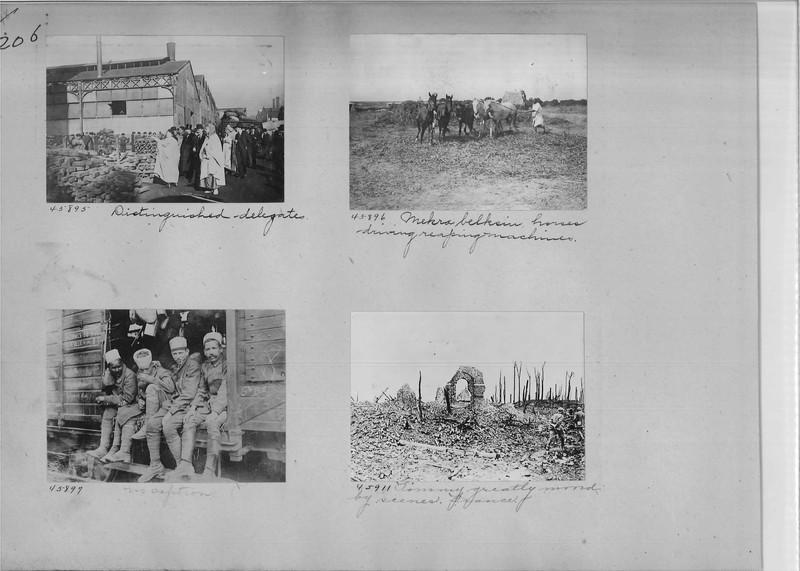Mission Photograph Album - Europe #02 Page 0206