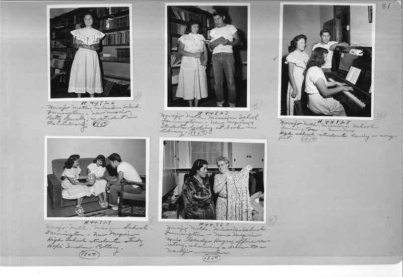 Mission Photograph Albums - Indians #3 Page_0051