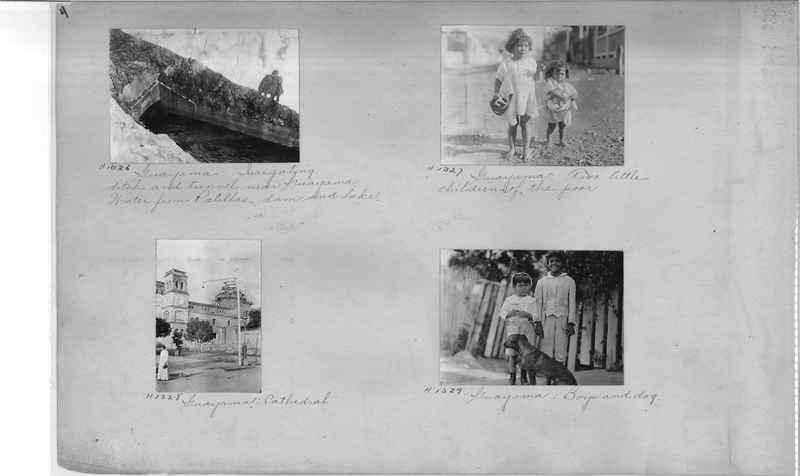 Mission Photograph Album - Puerto Rico #3 page 0004
