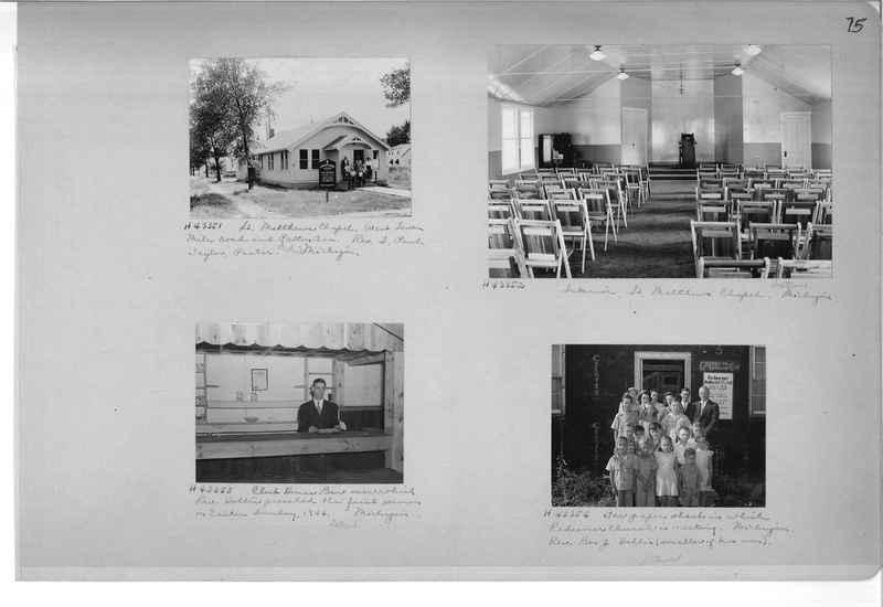 Mission Photograph Album - Cities #18 page 0075