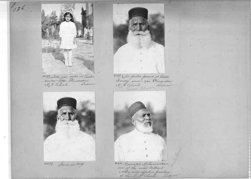 Mission Photograph Album - India #09 Page 0136