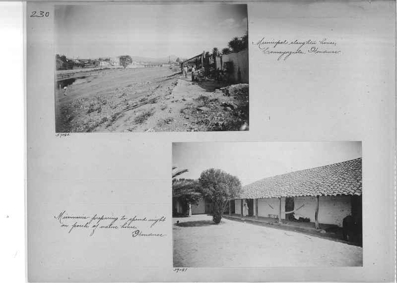 Mission Photograph Album - Panama #02 page 0230